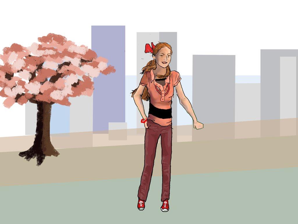 Blossom (The Powerpuff Girls)