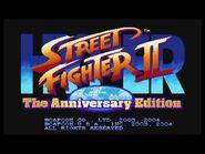 Hyper Street Fighter II- The Anniversary Edition (Arcade) - Longplay as Ryu