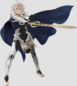 Male Corrin (Fire Emblem Fates)