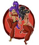 Shante and Jasmine Slaves