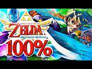 The Legend Of Zelda- Skyward Sword - 100% Longplay Full Game Walkthrough No Commentary Gameplay