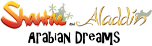 Shantae and Aladdin Arabian Dreams logo.png