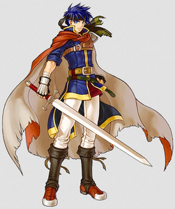 Ike for Fire Emblem Path of Radiance