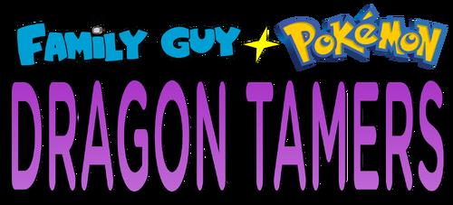 English logo for Family Guy + Pokémon: Dragon Tamers