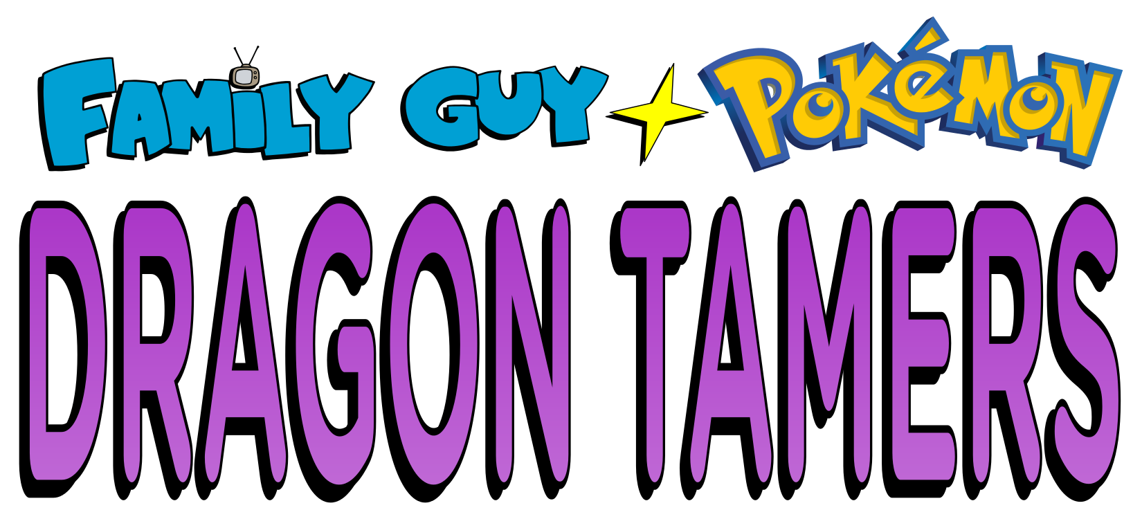 Family Guy + Pokémon: Dragon Tamers