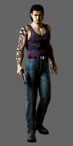 Billy Coen for Resident Evil 0