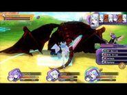 Hyperdimension Neptunia Re;Birth 1 -PC- - Final Boss + True Ending & Credits