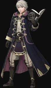 Male Robin (Fire Emblem Warriors)