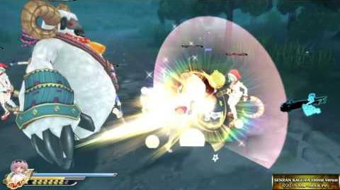 SENRAN KAGURA ESTIVAL VERSUS Custom Hibari Gameplay