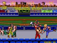 The Combatribes arcade 3 player Netplay-2