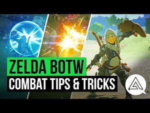 Zelda Breath of the Wild - Combat Guide, Tips & Tricks