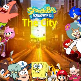 SpongeBob Squarepants: The City