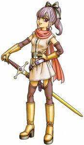 Teresa from Dragon Quest Heroes II
