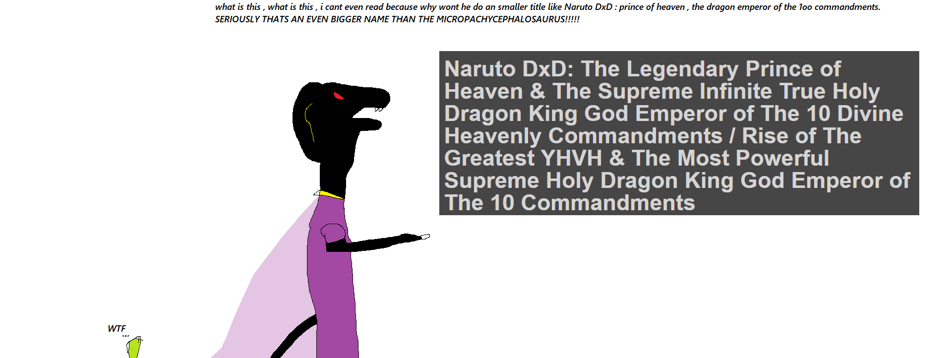 Naruto DxD: The Legendary Prince of Heaven & The Supreme Infinite True Holy Dragon King God Emperor of The 10 Divine Heavenly Commandments / Rise of The Greatest YHVH & The Most Powerful Supreme Holy Dragon King God Emperor of The 10 Commandments