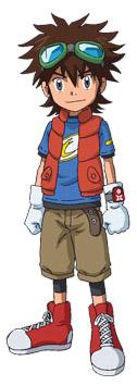 Mikey (Digi-Defenders)