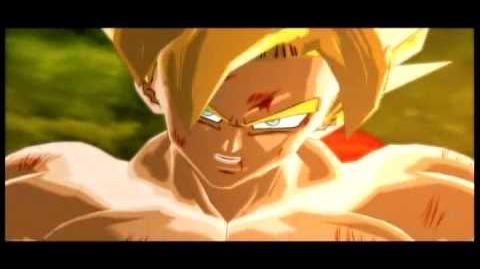 Dragon Ball Z Burst Limit Goku vs