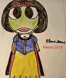 2019 Keroro as Snow White - Cast.jpg
