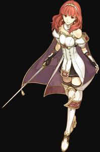 Celica for Fire Emblem Echoes