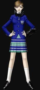 Female Protagonist of the iOS Shin Megami Tensei if...