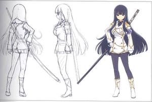 Ikaruga SK Concept (Body)