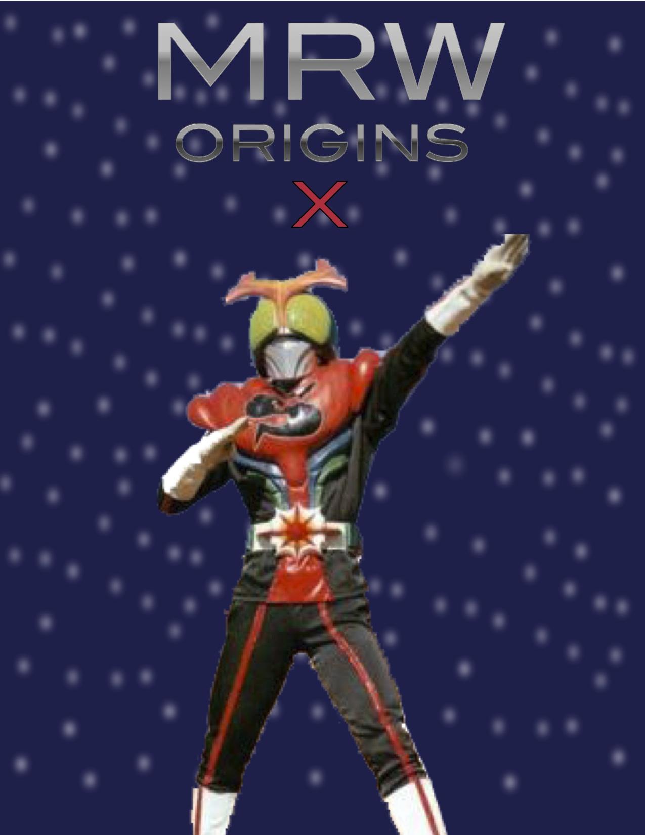 MRW Origins: X