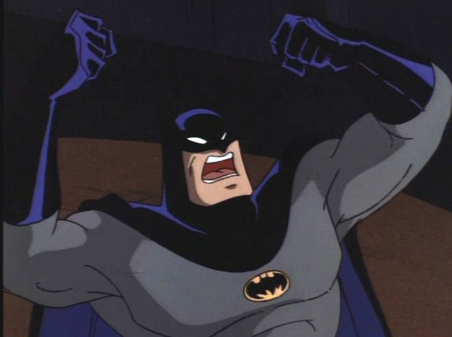 Batman's Rage