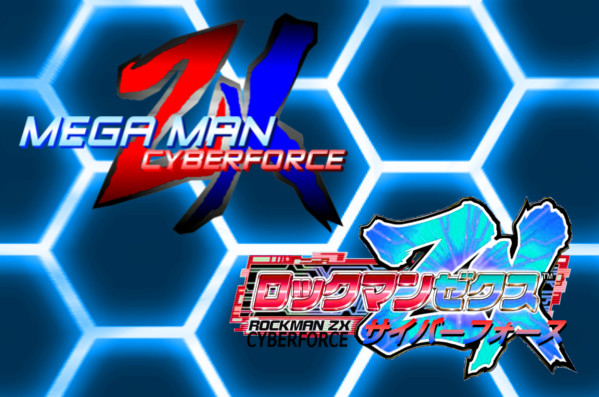 Mega Man ZX Cyberforce