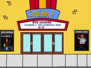 Cinema 9 Movie Theatre
