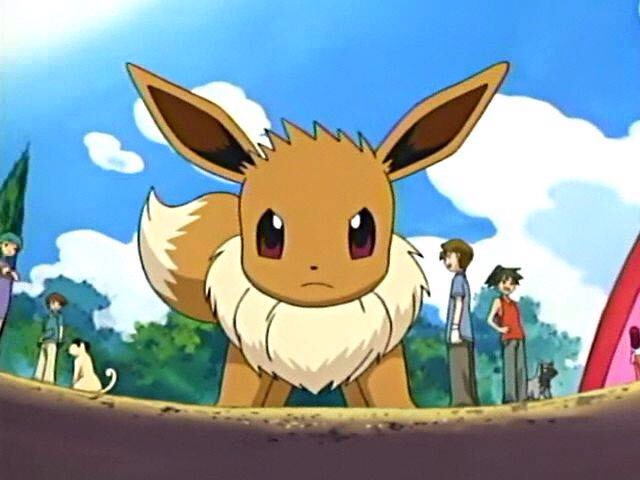 Azusa's Choice That Makes Eevee Stronger