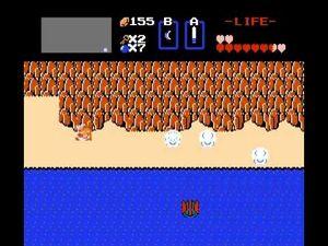 NES Longplay -077- The Legend of Zelda (2nd Quest)