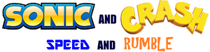 Sonic and Crash Speed and Rumble logo.png