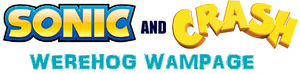 Sonic and Crash Werehog Wampage logo.png