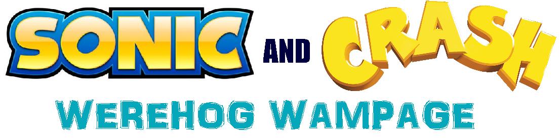 Sonic and Crash: Werehog Wampage