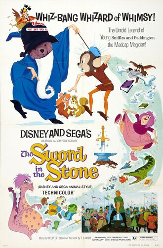 Disney and Sega's The Sword in the Stone Poster.jpg