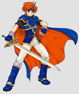 Roy for Fire Emblem for Binding Blade