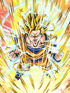 The Fruits of Training Super Saiyan 2 Goku