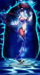 Genie jasmine x mermaid ariel 7 sfw set by hachimitsu ink-daf1un2