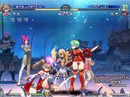 Vanguard Princess - Ikuse Ayane - HARD - Playthrough