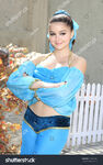 Stock-photo-los-angeles-oct-ariel-winter-at-the-camp-ronald-mcdonald-for-good-times-th-annual-halloween-116545984