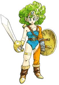 Heroine (FC Dragon Quest IV)