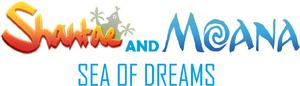 Shantae and Moana Sea of Dreams logo.png