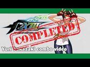 KoF XIII- Yuri Sakazaki combo video (FINAL VERSION)