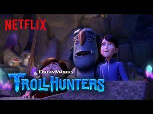 Trollhunters - Official Trailer -HD- - Netflix Futures
