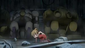 Roll Ending (Tatsunoko VS Capcom)