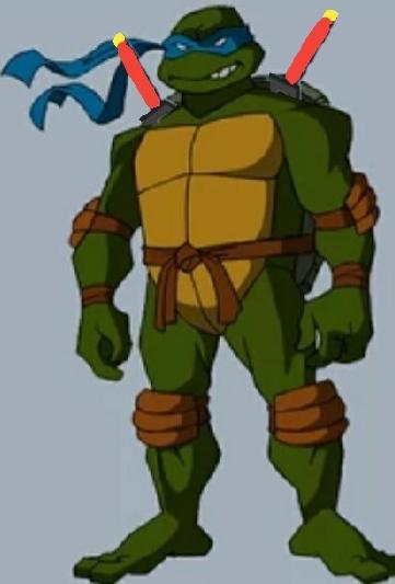 Leonardo (Keino's Version)
