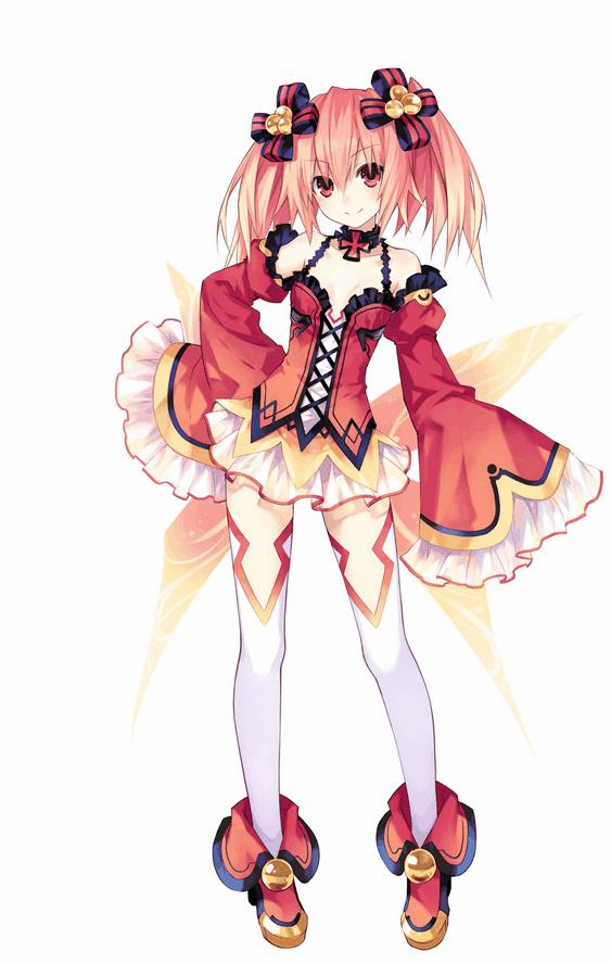 Fairy Dress (Fairy Fencer F)