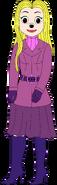Heartfilia in her Turtleneck Jumper and Coat
