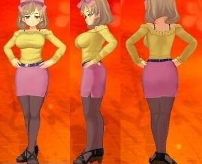 Senran Kagura 2 Hikage (Sexy Sweeter)