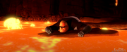 Incredible attempts to escape the omnidroid in volcano.png