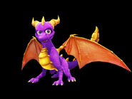 Spyro Teen Look